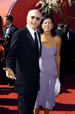 Larry and Laurie David Curb Their Marital Enthusiasm