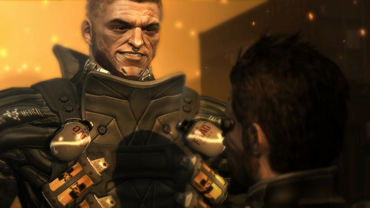 Those Horribad Deus Ex: Human Revolution Boss Battles Were Outsourced