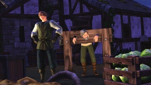 The Sims Gets Medieval On You