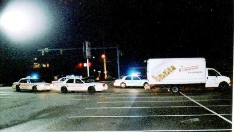 Cops Desperately Chase Stolen Krispy Kreme Truck
