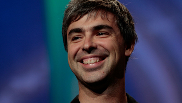 Larry Page: 'We're Crazy, I Know It, and I Like It'