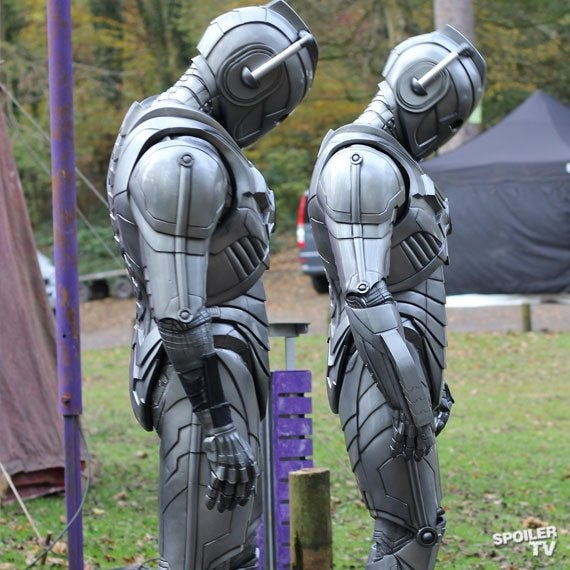 Doctor Who - Cybermen Photos