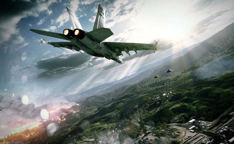 Battlefield 3's Caspian Border Opens to PC Beta Testers Starting Today