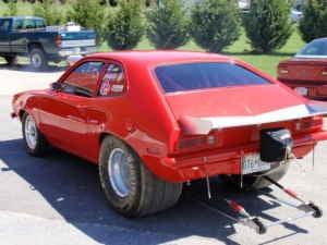 1972 Prostreet Pinto for $19,000!