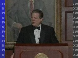 The Nobel Peace Prize Will Not Get You A President Gore