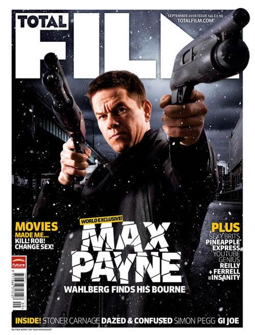 "Max Payne Movie Is Wahlberg's ""Bourne""?"