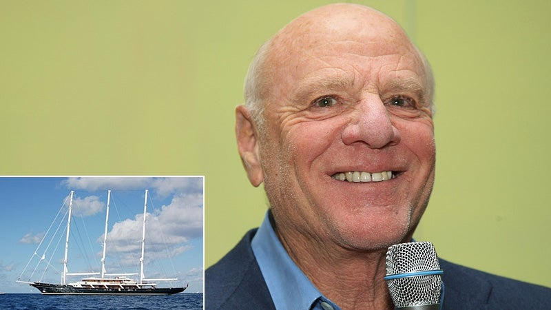 Barry Diller Pays $2,000 a Day for Yacht Parking