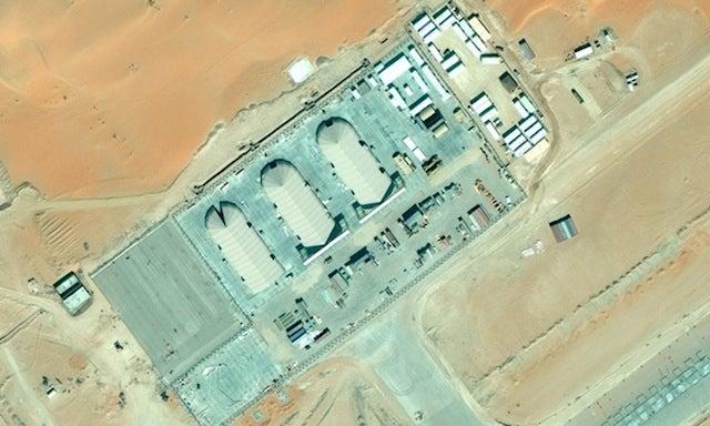 Did Bing Maps Capture the Top Secret U.S. Drone Base in Saudi Arabia?