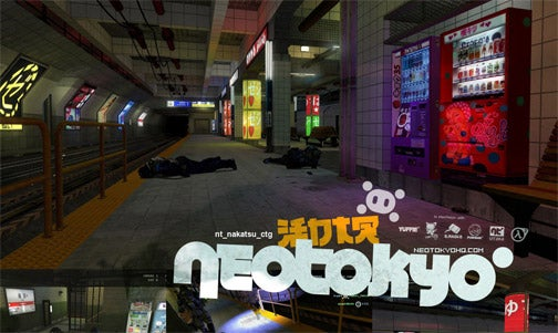 Explore NeoTokyo In Half Life 2