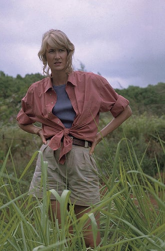 Jurassic Park and Women.