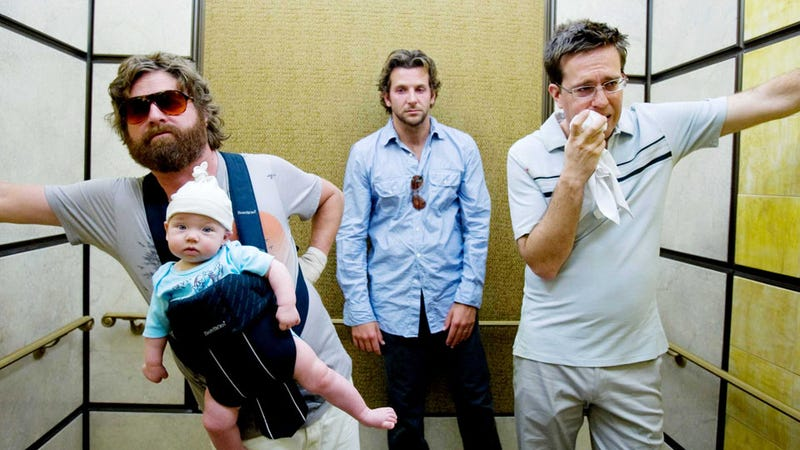 Third Hangover Movie Imminent