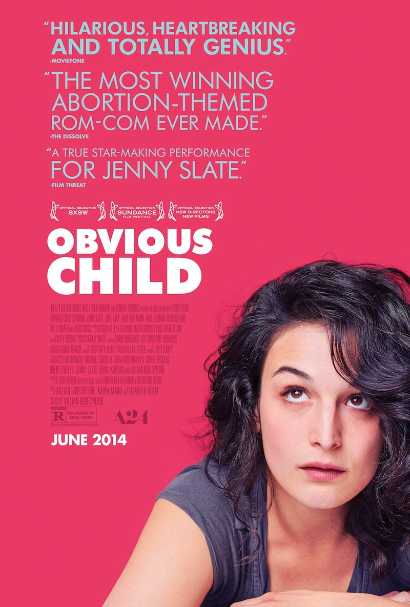 We're Giving Free Screening Passes to Abortion Rom Com Obvious Child!
