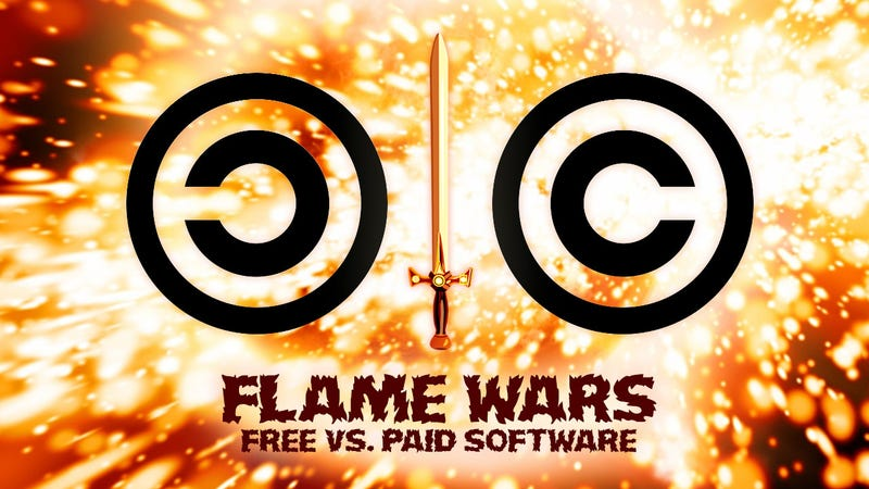 Paid vs. Free Software: Your Best Arguments