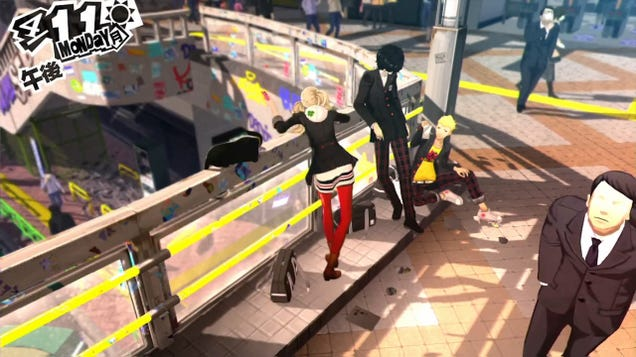 Getting To Know Persona 5