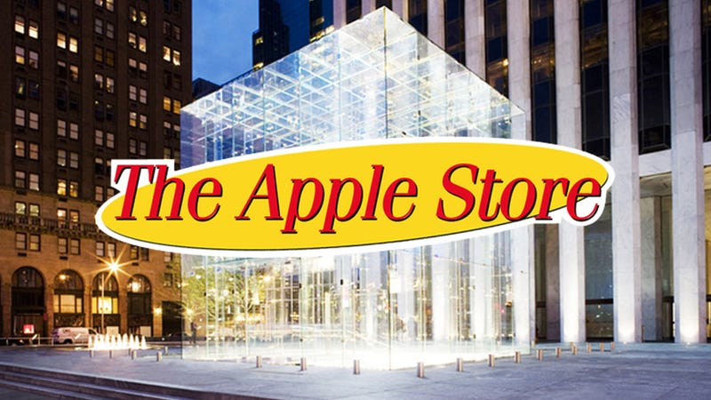 An interview with @Seinfeld2000, author of The Apple Store