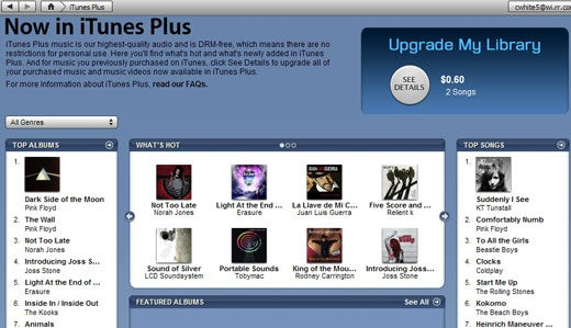 Listening Test Compares iTunes Plus to iTunes 128kbps