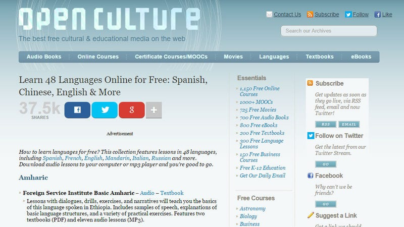 Top 10 Tools for a Free Online Education