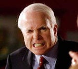 "John McCain Seeks Debate ""Help"" From Fellow Rageaholic"