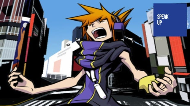 Help Teach A Fellow How To Play The World Ends With You