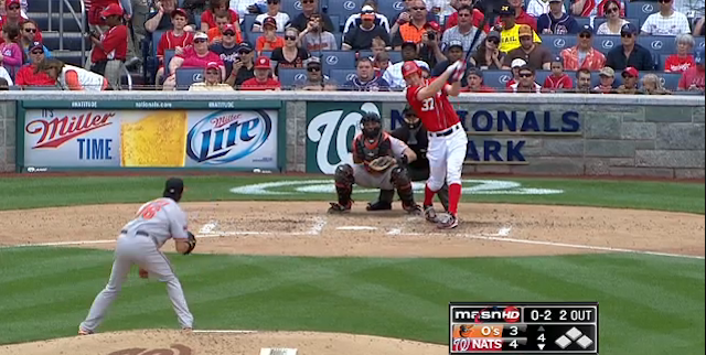 Stephen Strasburg and Some Other Guy Hit Back-To-Back Home Runs