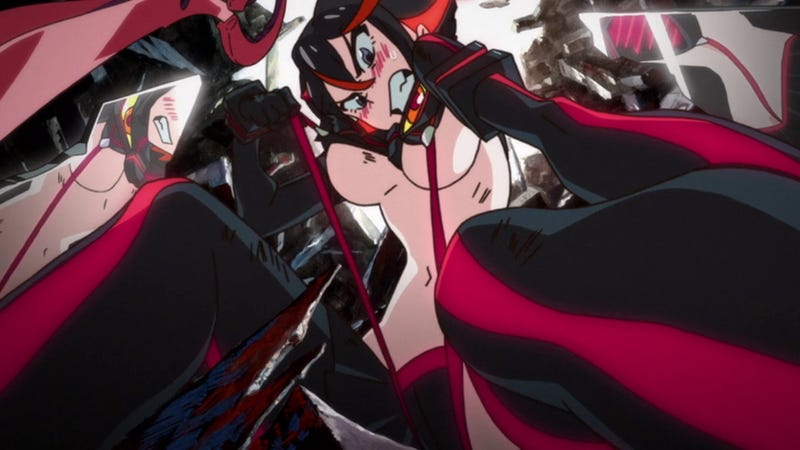 Kill la Kill's First Half is Just Pure, Unfiltered Fun