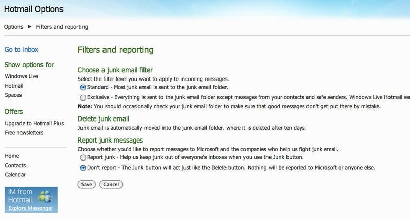 How to Wipe Out Spam Email in Your Inbox