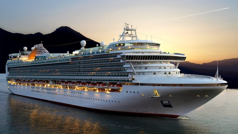 Two People Missing After Falling Overboard From Carnival Cruise Ship