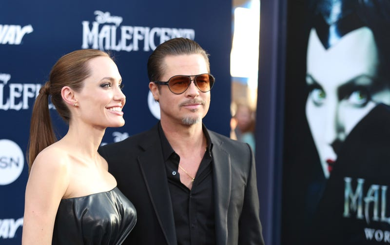 """Prankster"" Punches Brad Pitt in the Face at Maleficent Premiere"