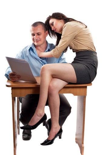 Should You Flirt At Work?