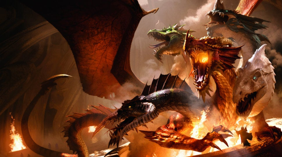 Everything You Need to Know About the Dungeons & Dragons Relaunch