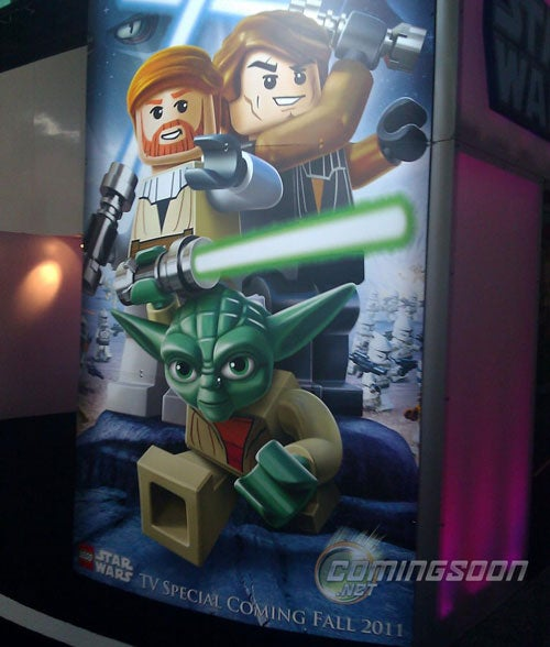 "There Will Be a LEGO Star Wars ""TV Special"""