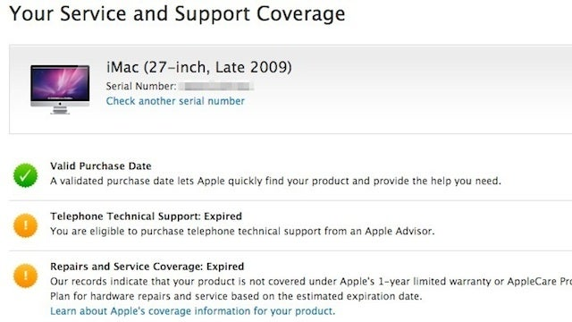 How to Find Out If Your Apple Device is Still Covered by a Warranty