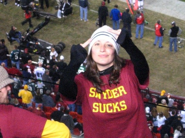 The 2009 Washington Redskins: A Season Of Failure