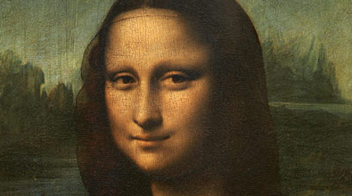 "Theory: ""Mona Lisa"" Was Actually Da Vinci's Boyfriend"