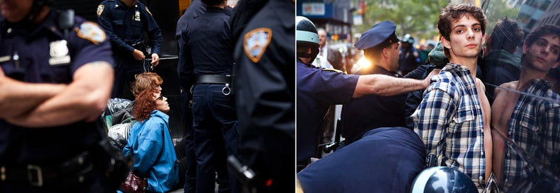 Meet the Guy Who Snitched on Occupy Wall Street to the FBI and NYPD