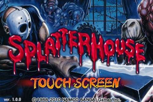 Phones Everywhere Getting 1988's Splatterhouse