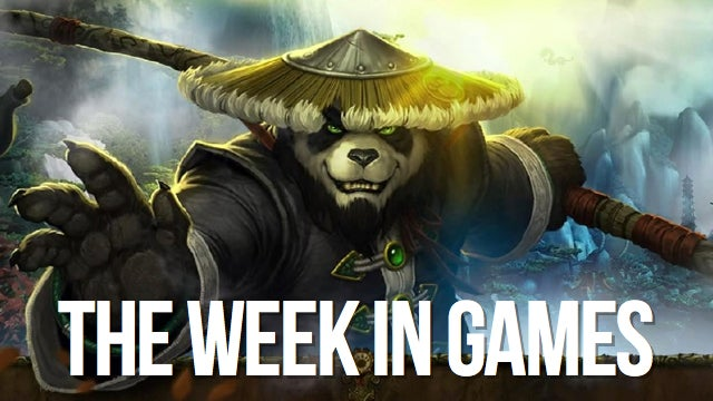 The Week in Game: Kick a Panda