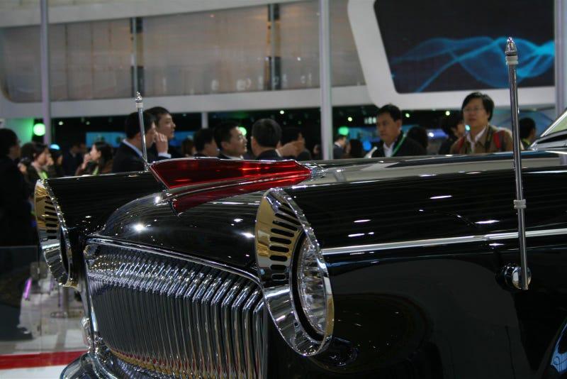 Hu Jintao's Ride of Choice