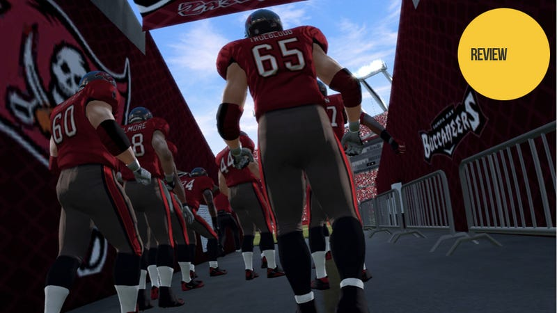 Madden NFL 12: The Kotaku Review