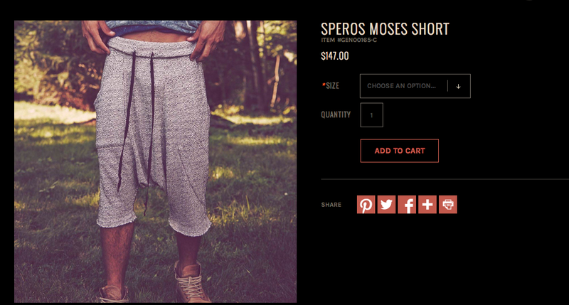 What Real Dudes Think of the Men's Section on Blake Lively's Website