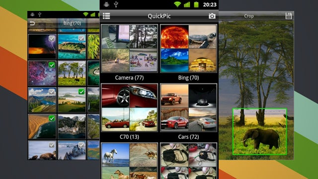 QuickPic is a Fast, Free Gallery Replacement for Android