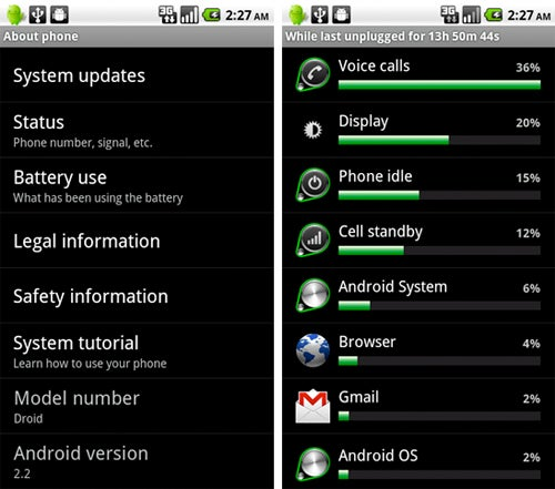 How To Improve Your Android's Battery Life