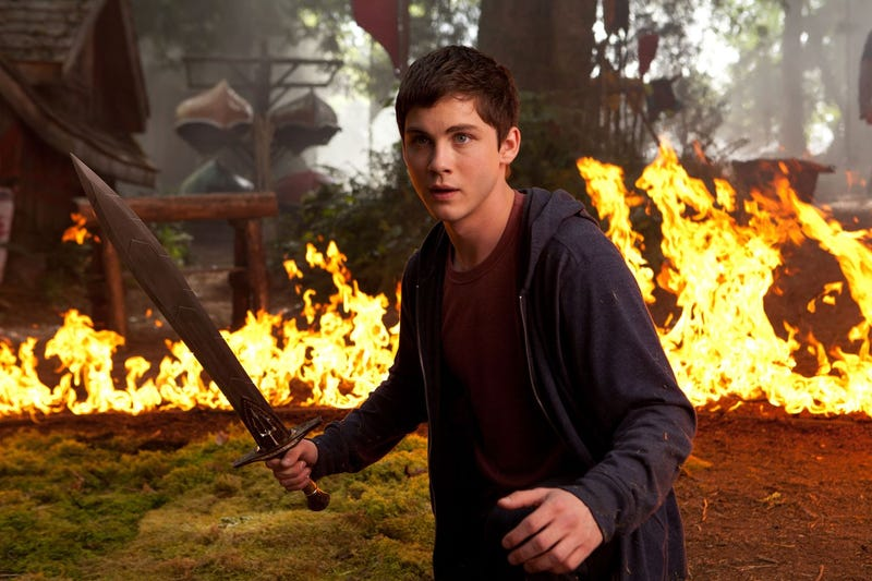 Percy Jackson 2 could make you stop believing in the Hero's Journey