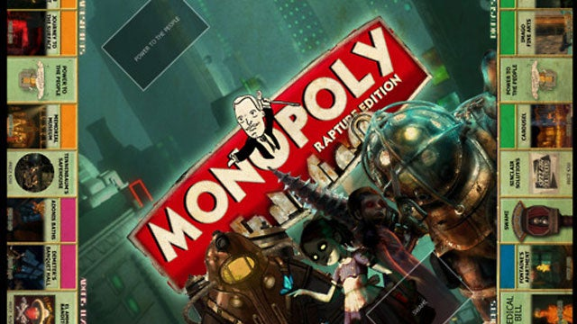How to Play BioShock Monopoly (For Free)
