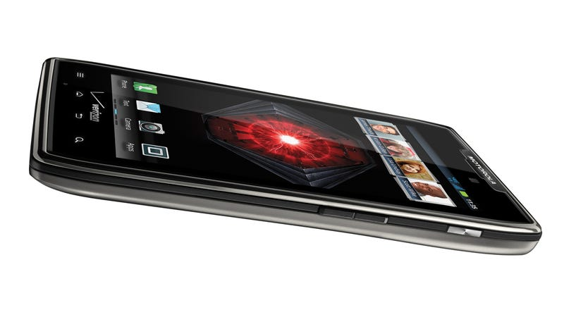 Motorola Razr Maxx: An Android Phone With a Battery That Might Actually Last You a Whole Day