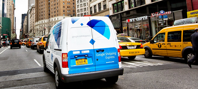 Google Same-Day Delivery Hits the Streets in New York and Los Angeles