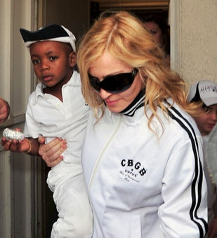 Madonna's Brood To Expand?