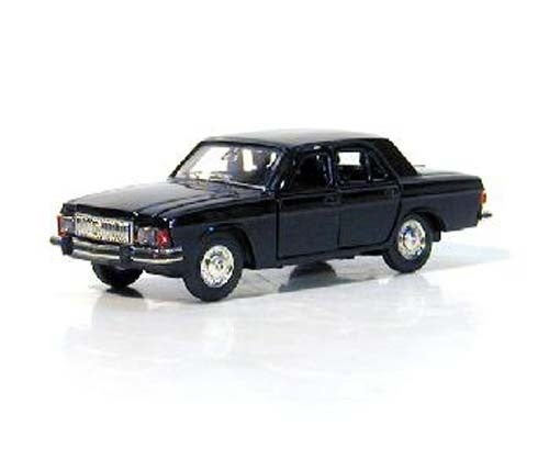 Diecast Toy Car Of The Day: GAZ-3102 Volga