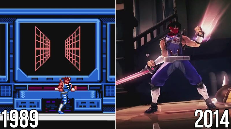 Strider's 25-Year History In Just Five Minutes