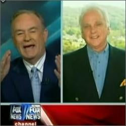 Bill O'Reilly Will Not Kiss A Man Just For Mayonnaise